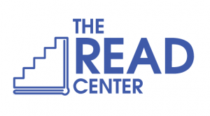 The READ Center blue logo