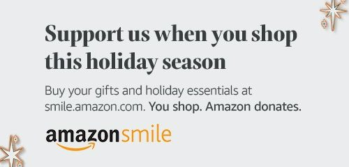 Shop on Amazon Smile this holiday season to benefit The READ Center.