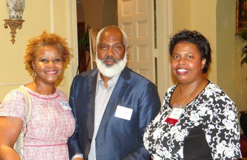 Toris Richardson, Derick, Leslie Harper