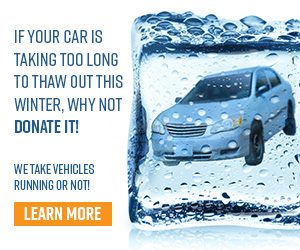 Donate your vehicle to benefit adult literacy