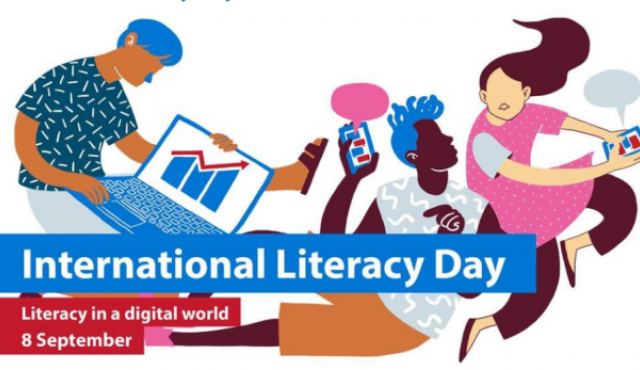 International Literacy Day READ Center