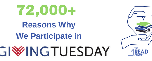 72,000 Reasons to Support Adult Literacy on Giving Tuesday