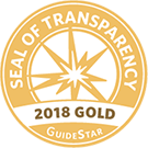 READ Center Guidestar Gold Charity Seal